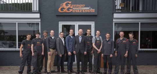 Autobedrijf Garage Geurtsen Ede